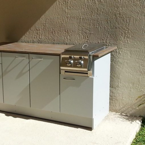 Outdoor Kitchen Cabinets Polymer: Outdoor Polymer Buffet Cabinet